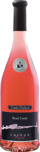 Chinon rose Couly dutheyl